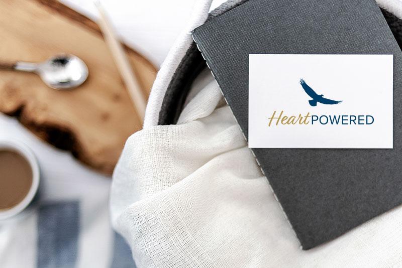 Logodesign für HeartPowered Business