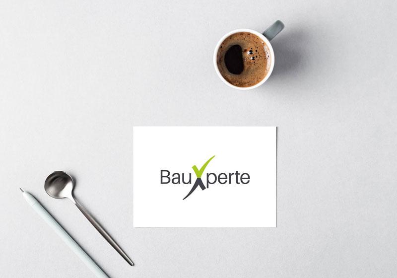Logodesign für den BauXperten Roman Sabeder