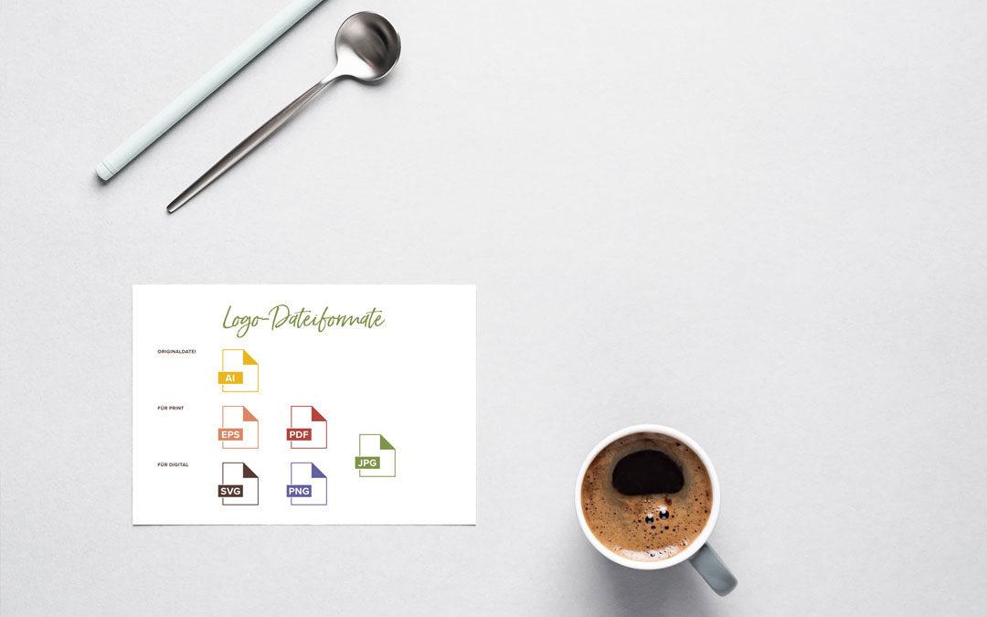 Logo-Dateiformate und wie du sie nutzt
