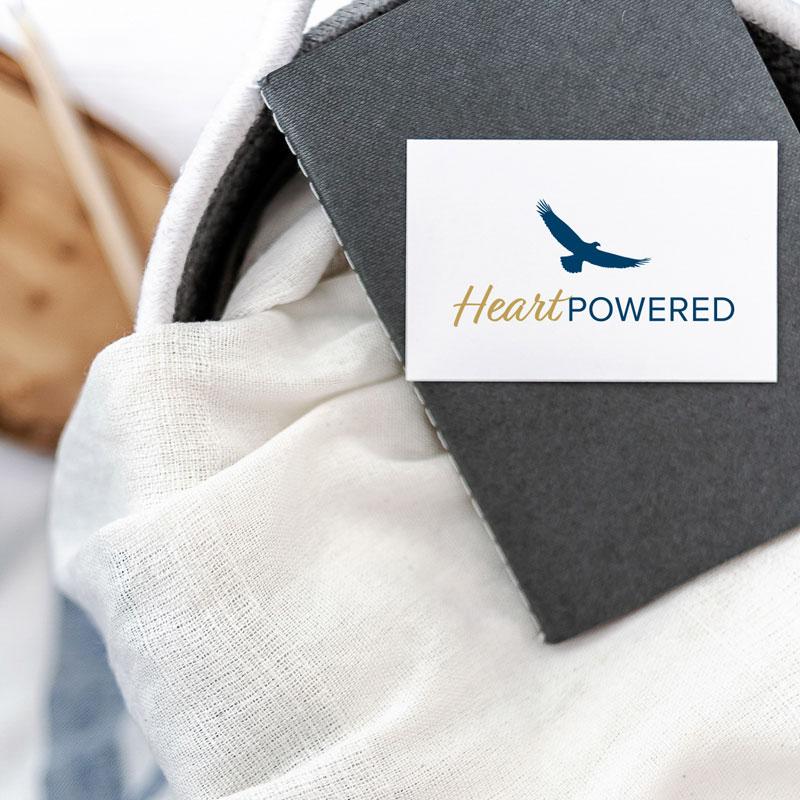Projekt Logodesign HeartPowered