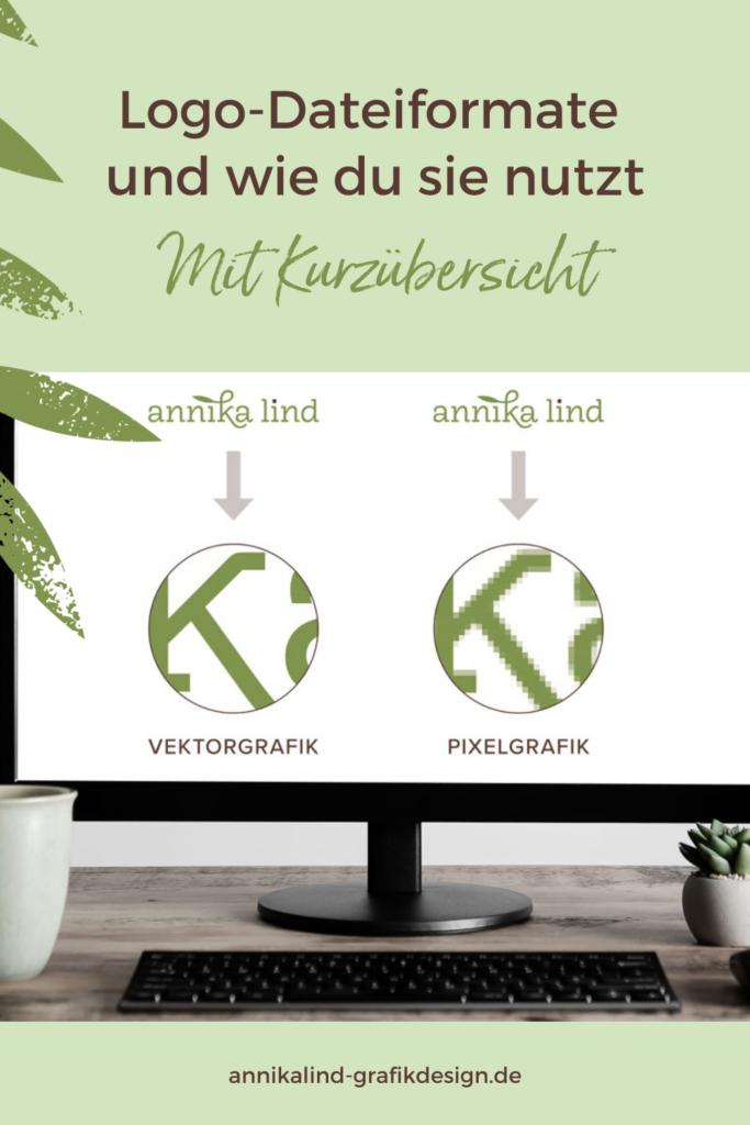 Logo-Dateiformate und wie du sie nutzt - mit Kurzübersicht
